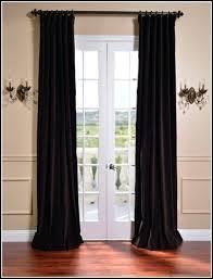 Sound Reducing Curtains Australia by Sheer Black Curtains Handmade Sheer Black X Rod Pocket Curtains