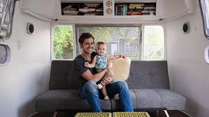 100 Inside An Airstream Trailer See Inside The Cozy 1976 Trailer A Father And Daughter
