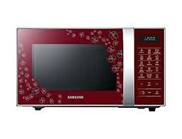 Red Microwave Oven L Convection Walmart