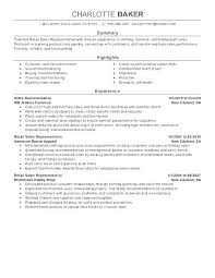 Sample Resume For Retail Consultant With Car Salesman Sales Rep