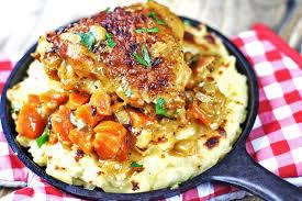cuisine osso bucco clinton s chicken thigh osso bucco dinner then dessert