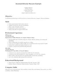 Sample Resume Technical Skills List Examples Of Key In Section Example For Sam