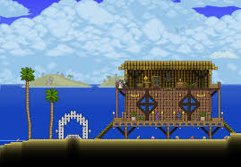 Terraria Chair And Table by A Terrarian Wedding Celebration Terraria Community Forums