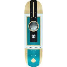 element skateboards nyjah huston water skateboard deck 8 x 31 75
