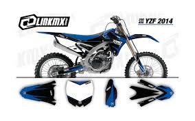 kit déco proteam 250 450 yzf 2016 linkmx