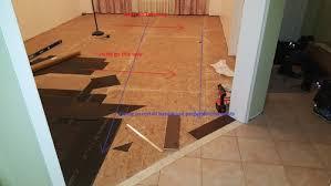 floor to tile transition ideas