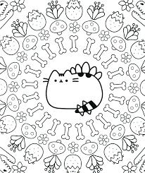Imágenes Kawaii Dibujos Para Colorear Tiernos Y Bonitos Todo Imágenes