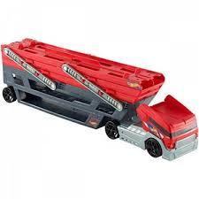 100 Hot Trucks Wheels 2017 Hw Baja Hauler Box Truck 270 365 Red
