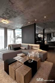 sherwin williams poised taupe black accent walls exposed