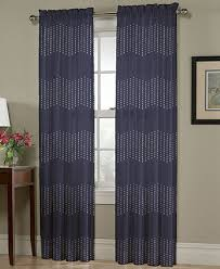 Tommy Hilfiger Curtains Special Chevron by Homewear Chevron Pick Stitch 54