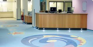 3 Maintenance Cost The Places Have Much People Currentthe PVC Roll Flooring Has Difficulty In Replacing When Problems Arise