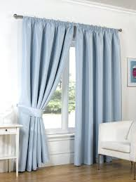Thermal Lined Curtains Australia by Light Blue Blackout Curtains Light Blue Blackout Curtains