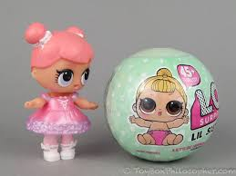 Series 1 LOL Surprise Doll Center Stage 999 And A 2 Lil Sisters Ball 699