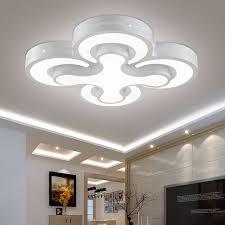 free shipping surface mounted modern led ceiling lights for living