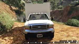 GTA 5 1999 Ford F 450 Box Truck - YouTube 21999 Ford F1f250 Super Cab Rear Bench Seat With Separate 1975 F250 Ignition Wiring Diagram Complete Diagrams 1999 Duty Fseries Truck Sales Brochure F150 Alternator Services Tenth Generation Wikipedia Dark Hunter Green Metallic Xl Extended Trucks V10 For Sale Genuine Ford Svt Lightning Review Rnr Automotive Blog Bangshiftcom 2006 Turn Signal Data
