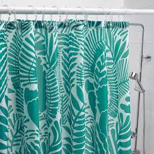 gatkamomill duschvorhang türkis weiß 180x200 cm ikea