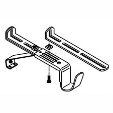 Curtain Rod Bracket Projection Extender by Rod Bracket Extenders With Curtain Rod Bracket Extender