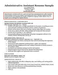 Resume Objective Examples For Fresh Graduates Fashion Sample