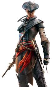Upcoming Assassins Creed III Liberation For The PlayStation Vita And I Love What Ive Seen Video Shows Aveline De GrandPre A Female Assassin