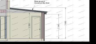 bac a avec toit conseils extension toitures maison bois avec pente de toit 6