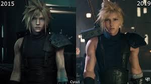 100 Sau 4 Final Fantasy VII Remake Thay I Ra Sao Sau Nm Pht Trin
