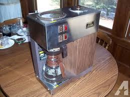 Bunn VPR W G Commercial Coffee Maker 2 Burner Warmer