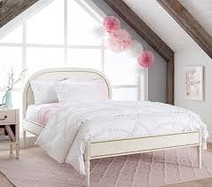 zoey bed pottery barn kids