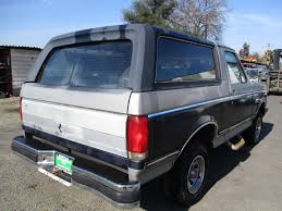 1989 Ford Bronco XLT For Sale - Stk#R17384   AutoGator - Sacramento, CA 1973 Ford Bronco Diesel Trucks Lifted Used For Sale Northwest 1978 Custom Values Hagerty Valuation Tool All American Classic Cars 1982 Xlt Lariat 4x4 2door Suv Sold Station Wagon Auctions Lot 27 Shannons 1995 10995 Select Jeeps Inc Will Only Sell Two Kinds Of Cars In America The Verge Modified 4x4 For Sale A Visual History The An Icon Feature 20 Fourdoor Photos 1974 Near Cadillac Michigan 49601 Classics
