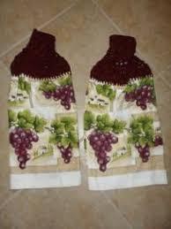 Grape Kitchen Items