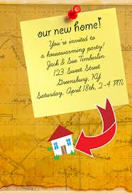 Our New Home Printable Invitation Customize Add Text And Photos