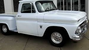 64 Chevy C10, Big Block, 9