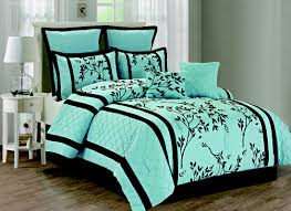 blue and chocolate bedding sets max blue brown cocoa dots 4