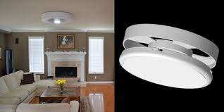 Bladeless Ceiling Fan With Led Light by Led Lights Exhale Fans Bladeless Ceiling Fan With Light