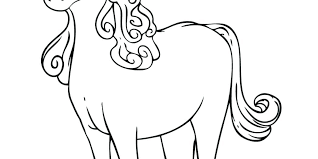 Cute Unicorn Coloring Pages Cute Unicorn Coloring Pages Cute Unicorn