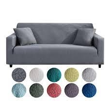 hussen sofa abdeckung für wohnzimmer abdeckung stretch