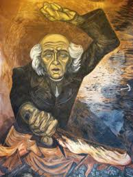 Jose Clemente Orozco Murales Hospicio Cabaas by Jose Clemente Orozco Mural Of Miguel Hidalgo Y Costilla Jalisco