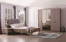 weltew schlafzimmer set retaro mit bett in 160x200 cm yatego
