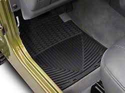 Laser Measured All Weather Floor Mats by 1997 2006 Jeep Wrangler Floor Mats Extremeterrain Free Shipping