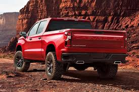 100 Build A Chevy Truck Unveils 2019 Silverado With A Jawdropping Redesign