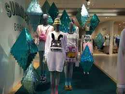 Galeries Lafayette Thinks Store Displays Should Be Spectacular