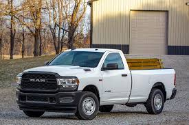 100 Dodge Dually Trucks For Sale Ram Goes Back To Basics With The 2019 25003500 HD Tradesman
