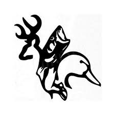 100 Duck Decals For Trucks Deer Fish Home Wall Glass Window Door Car Sticker Laptop Auto