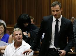 Oscar Pistorius s sister accuses hitman Mikey Schultz of mouthing