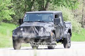 JT Wrangler Truck Testing On Public Roads, Shows Spare Tire Mount ... Jeep Jk Truck 2017 Bozbuz New Spy Photos Of The 2019 Jt Wrangler Pickup Extremeterrain Pin By Bruce Davis On Badass 82 Pinterest Jeeps Truck And News Price Release Date What Top Flat Towing A Tj Camper Jk Crew Cversion Driveables For Sale2008 Cop4x4 Custom Is A Go To Offer Jk8 Kit For The Sahara Usa Stock Photo 59704845 Alamy Green Iguana Wranglertruck