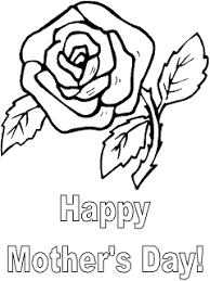 Yes She Will Love These Mothers Day Coloring Pages For Preschool Which Works Well To Wish Her