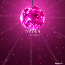 Disco Party Background Music Dance Vector Design For Advertise Ball Flyer Or Poster