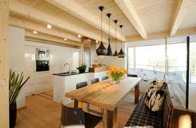 wohnküche chalet bischofsmütze bzw mahdalm bild luxuslodge