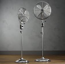 Decorative Oscillating Floor Fans by Allaire Telescoping Floor Fan 219 249 Discontinued But Still