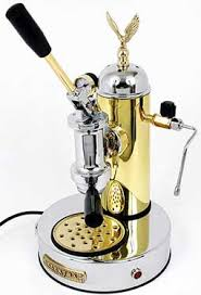 Elektra Micro Casa A Leva Spring Piston Lever Espresso Machine