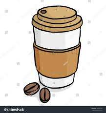 Starbucks Coffee Cup Clipart Clip Art Of 4592